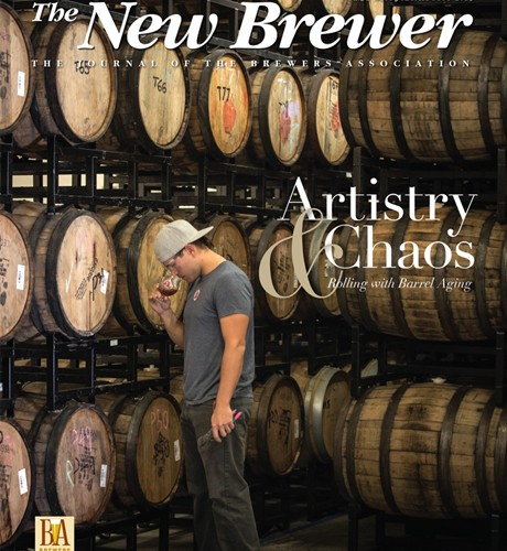 July August The New Brewer