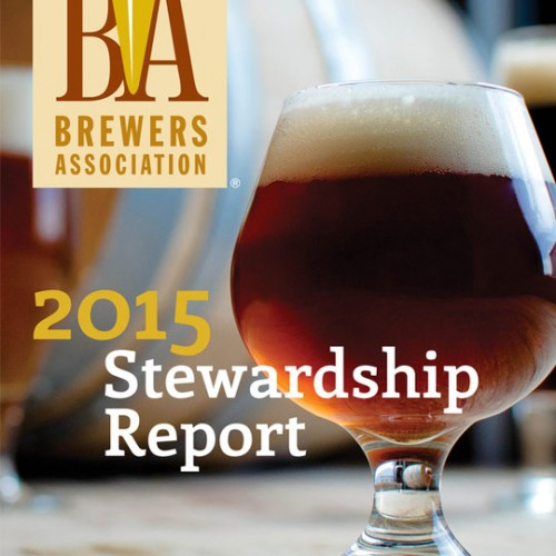2015 Stewardship Report Brewers Association