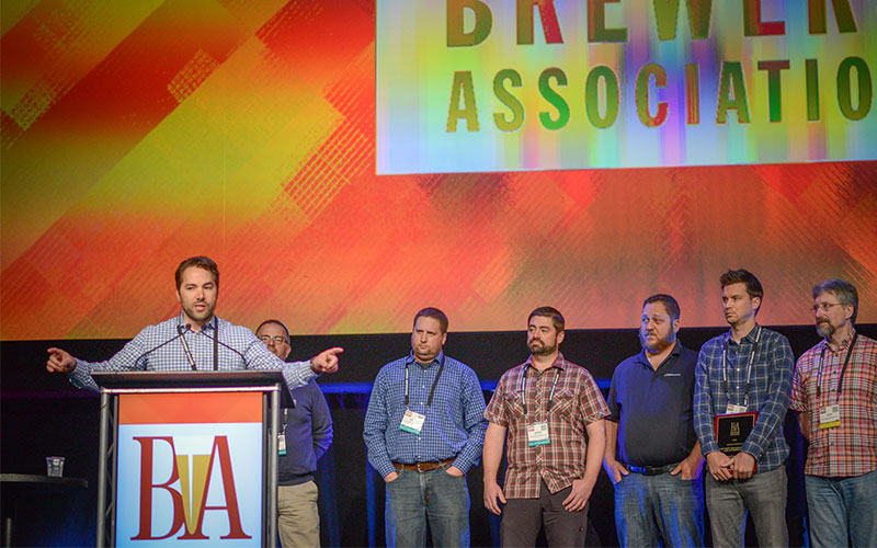 Craft Brewers Conference Award Winners