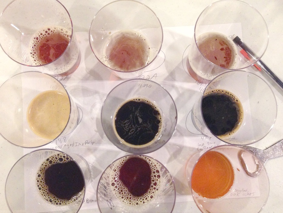 Sensory Training Craft Beer