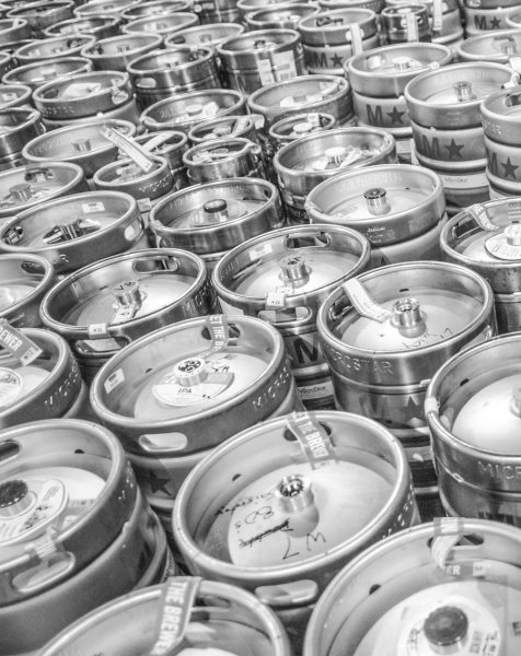 Brewers Association Kegs
