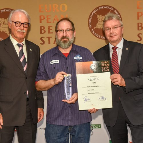 European Beer Star Winner