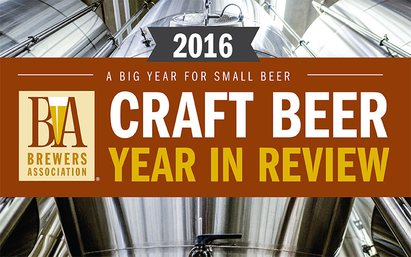 2016 Craft Beer Year in Review