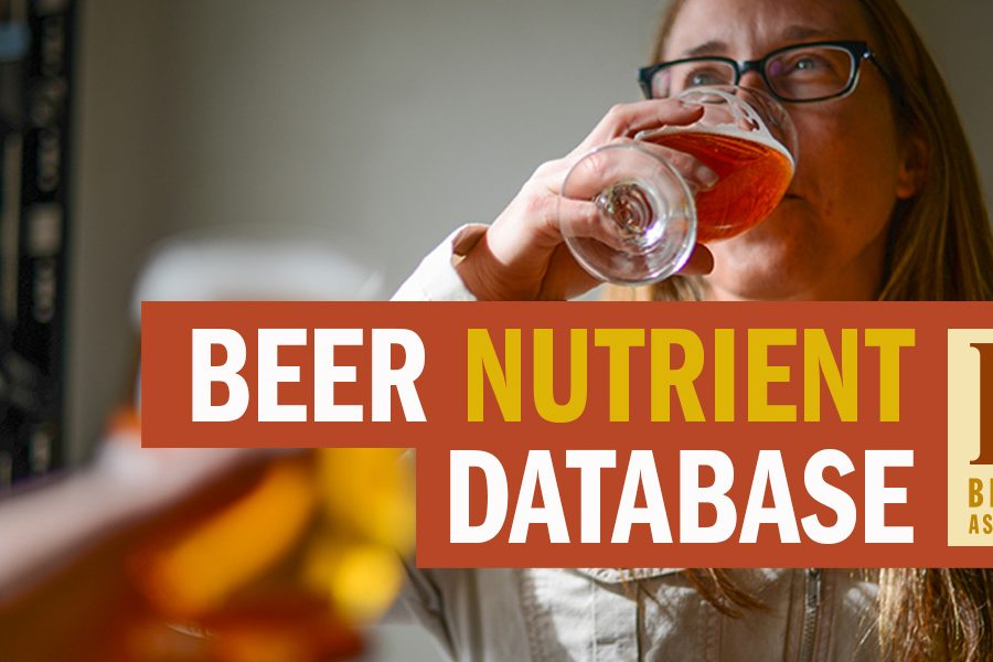 Beer Nutrient Database