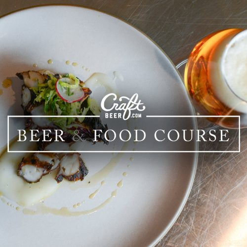 Beer and Food Course Craftbeer.com