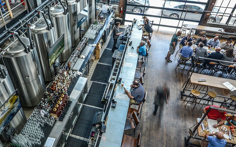 Brewers association promoting independent craft brewers for Japan craft beer association