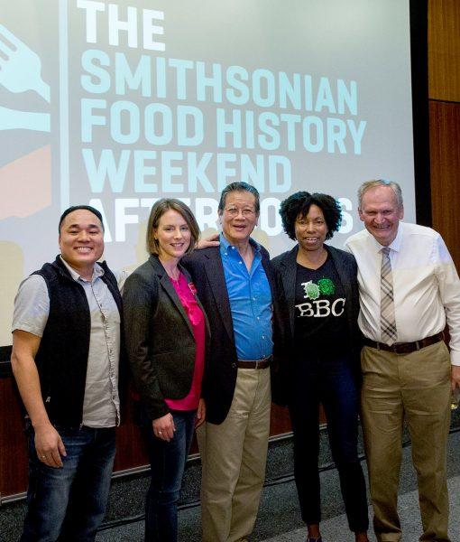 Smithsonian Food History Weekend