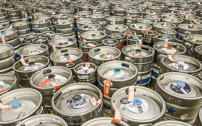 Brewers Association Keg Return