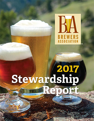 2017 Stewardship Report cover