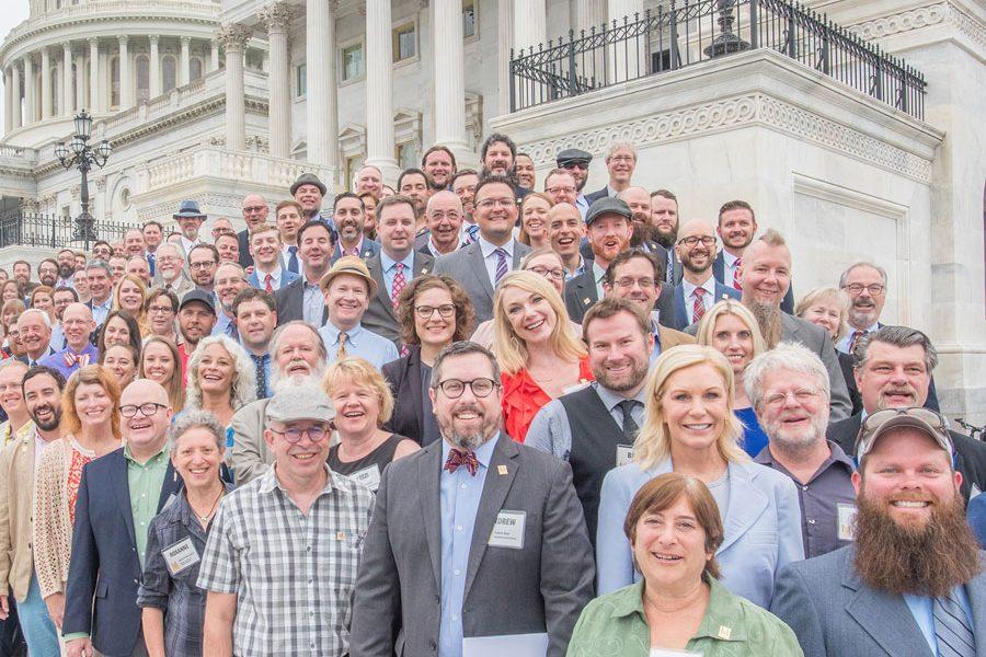 Brewers Association Hill Climb 2018