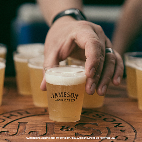 Great American Beer Festival® to Debut Jameson® Caskmates Barrel-Aged Beer Garden