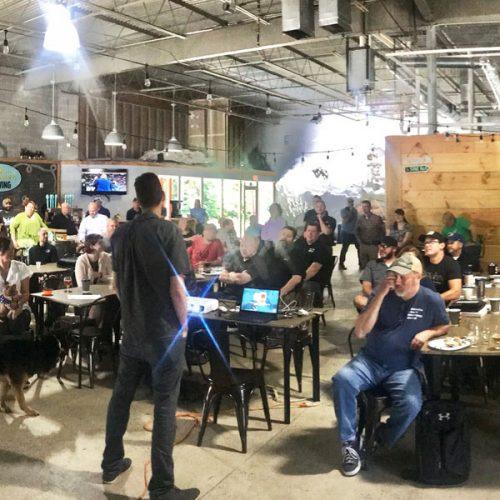 Georgia Brewers Guild Meeting