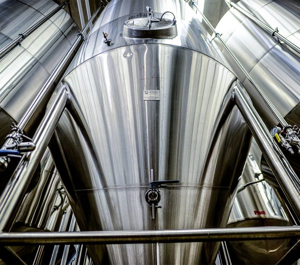 Brewery Tanks Craft Beer