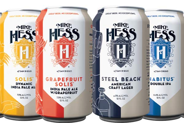 Mike Hess Cans