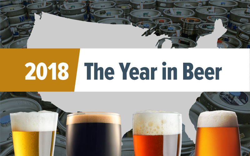 2018 Year in Beer