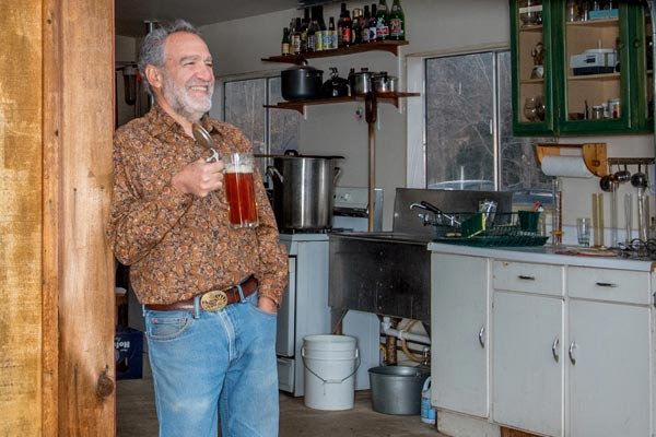 JanFeb19 The New Brewer Charlie Papazian