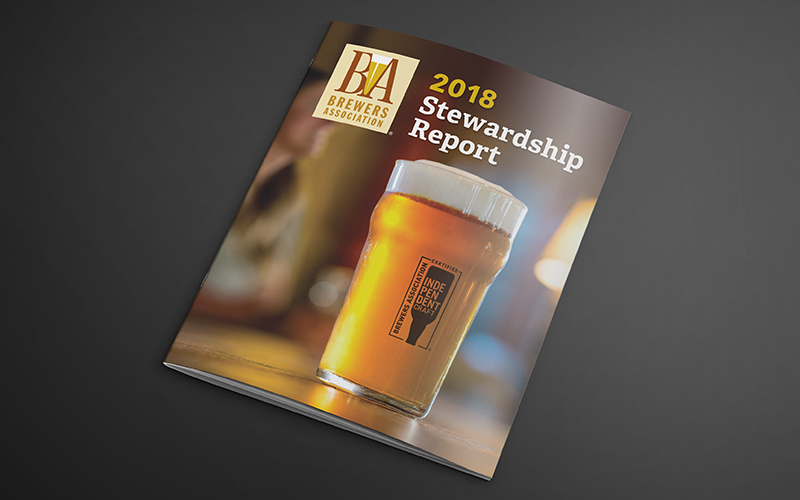 Brewers Association 2018 Stewardship Report
