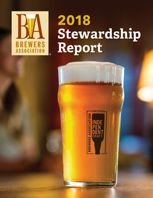 Stewardship Report 2018 Cover