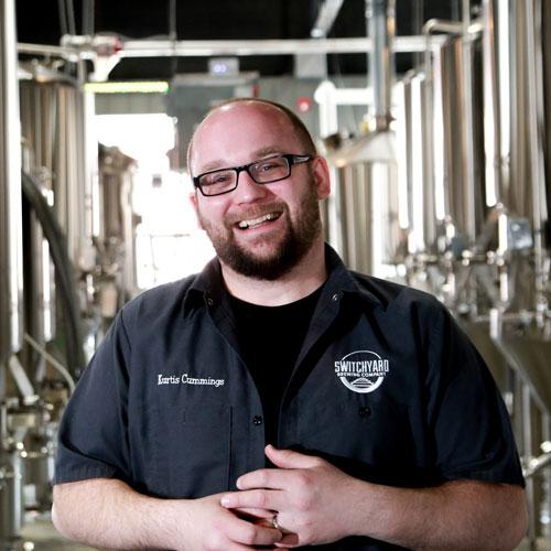 Kurtis Cummings   Switchyard Brewing Company