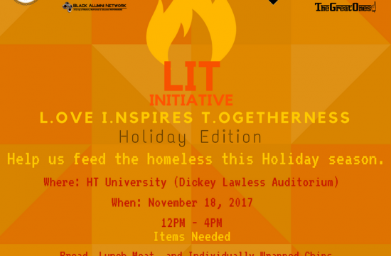 L.ove I.nspires T.ogetherness Initiative: Holiday Edition
