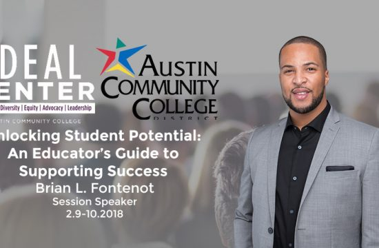 Speaking at the 2018 Equity Summit Presented by ACC Ideal Center