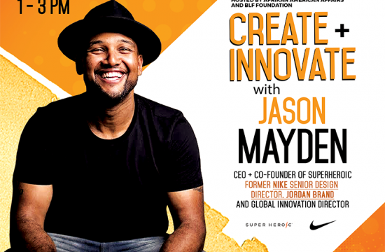 Create + Innovate: A Discussion on Disruption and Entrepreneurship