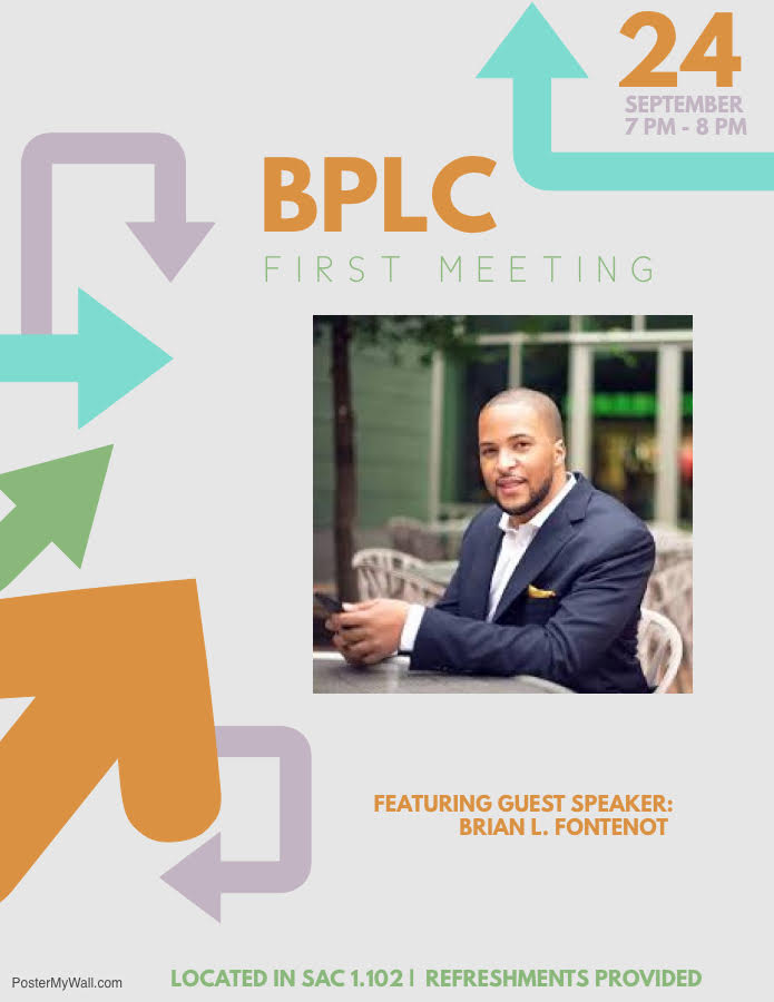 BPLC First Meeting