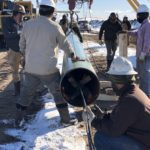 Equality Pipeline Construction Continues
