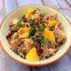 chicken ginger mango rice bowl final