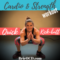 cardio and strength workout 4