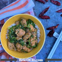 ip chicken broccoli