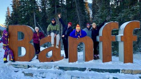 Ikon Pass Discovery: Banff, Canada