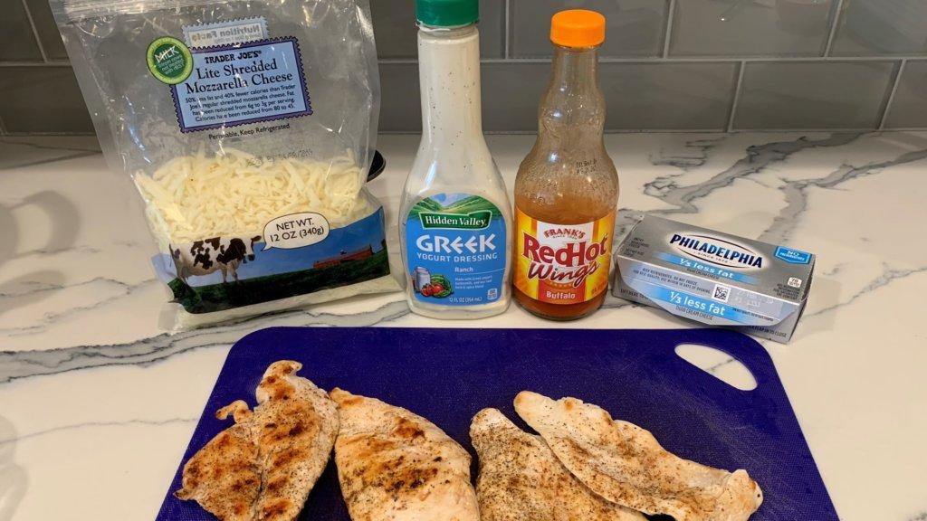 buff chicken dip ingredients
