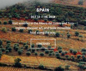 Brooks in Spain @ Spain