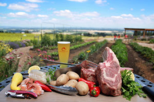 Summer Grilling - Big BBQ @ Brooks Winery | Amity | Oregon | United States