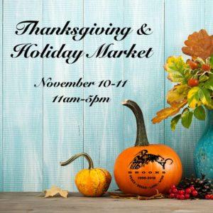 Thanksgiving & Holiday Market @ Brooks Winery | Amity | Oregon | United States