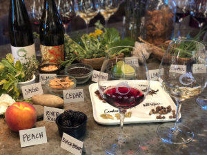 Brooks 101: See, Smell, Sip @ Brooks Wines | Amity | Oregon | United States