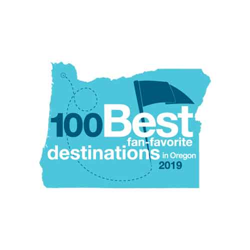 100 Best Fan Favorite Destinations