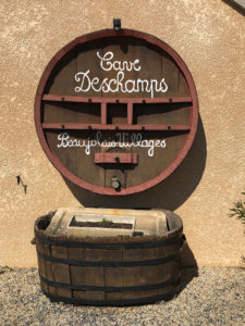 Deschamps winery