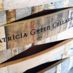 Patricia Green Cellars Barrel Stave