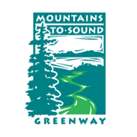 Mountains to Sound Greenway logo