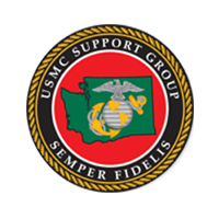 USMC Support Group logo
