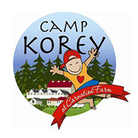 Camp Korey logo