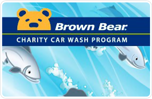Charity Car Wash Program logo