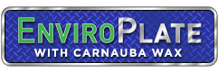 EnviroPlate® clear coat logo