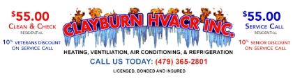 Clayburn HVACR Inc.