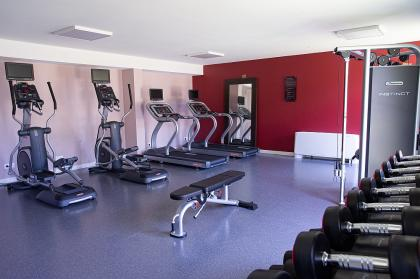 Fitness at Hampton by Hilton Toulouse Airport