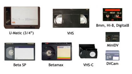 Hecker Video Transfer Service
