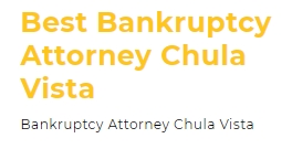 Bankruptcy Attorney Chula Vista
