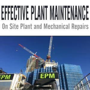 Effective Plant Maintenance
